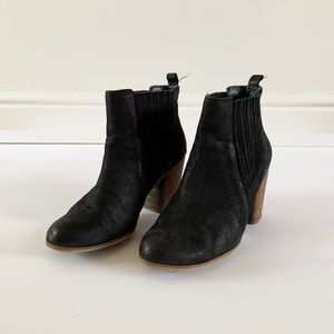 BP. Andover Leather Booties